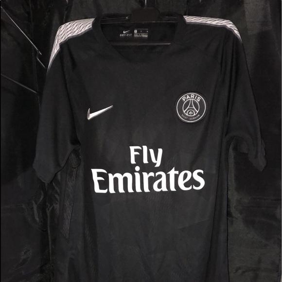 best website 3cd66 0d39f NWOT Black PSG Paris Saint Germaine Jersey ⚽️